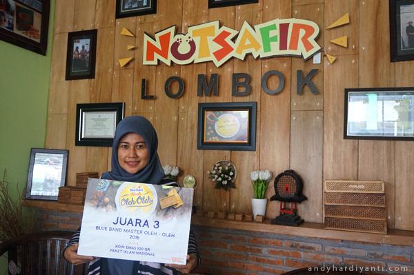 nutsafir lombok