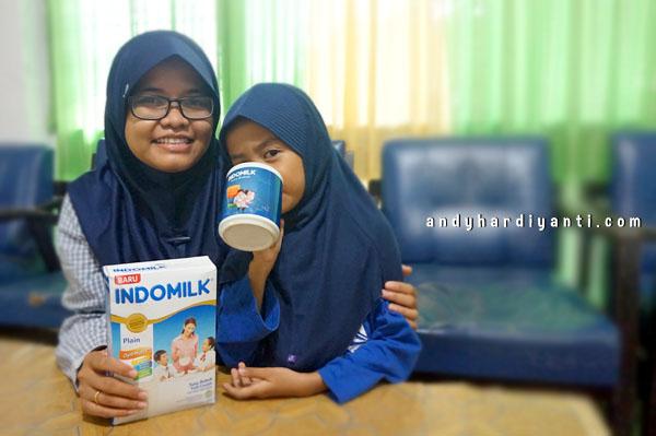 review susu bubuk indomilk